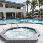 The Ponce St. Augustine Hotel Hot Tub